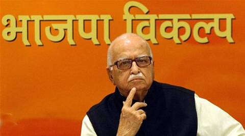 Election Committee, headed by Singh,decided to field Advani from Gandhinagar, angering leader who wanted to shift to Bhopal.