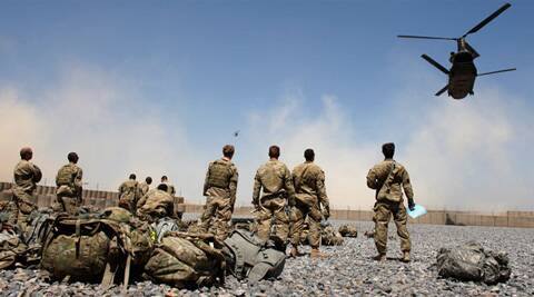 For the US to take its final decisions, it needs to also view the survivability of post-withdrawal Afghanistan.  (Reuters)