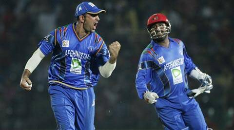 Cash awards were announced for the victorious Afghanistan team (Reuters)