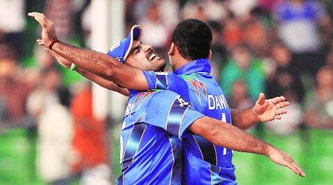 Afghanistan's bowlers had Pakistan on the mat at one stage on Thursday