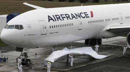 US jet escorts Air France plane after receiving anonymous threats