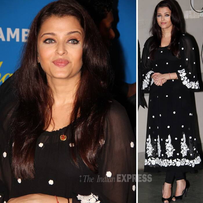 Aishwarya Rai Bachchan's Women's Day outing