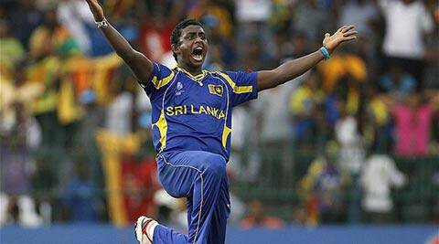 Ajantha Mendis says his target is to cement his place in the Test squad (AP)
