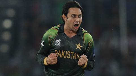 Saeed Ajmal will be tested on Monday at the Cricket Australia National Cricket Centre in Brisbane, said ICC spokesman. ( Source: AP )