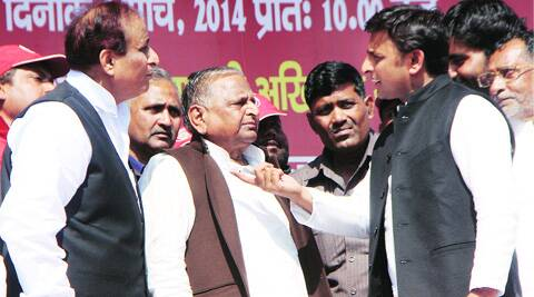 The difficulty of being Akhilesh Yadav