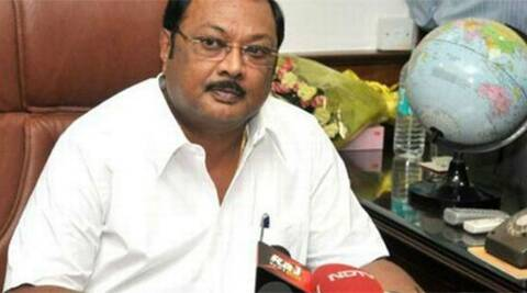 "The party has accused Alagiri of ""misleading party workers""."