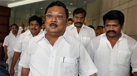 Alagiri's statements hailing BJP prime ministerial nominee Narendra Modi has also angered the party. (PTI)