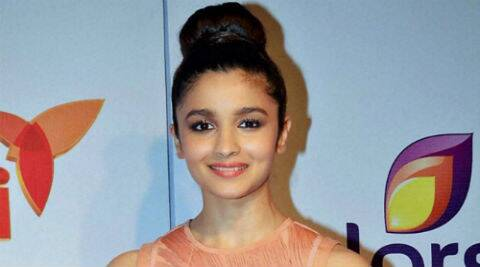 In '2 States', Alia Bhatt plays Ananya Swaminathan, a south Indian, while Arjun plays a Punjabi. (PTI)