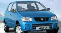 Maruti Alto 800 tops quality among entry level cars: Study