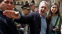 Alvaro Uribe elected again, top vote-getter in Colombia's Senate voting