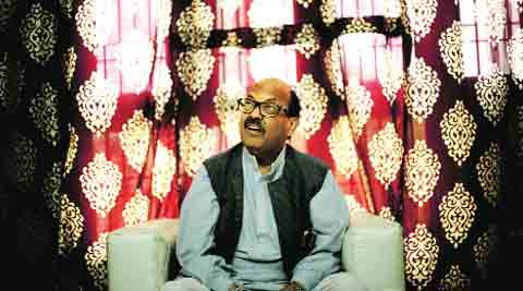 After close to two decades with the Samajwadi Party, Amar Singh is contesting as a Rashtriya Lok Dal candidate. Praveen khanna.