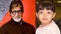 Confined to bed, Amitabh Bachchan spends more time with granddaughter Aaradhya
