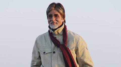 Congress has objected to Bollywood film star Amitabh Bachchan visiting Vadodara and Pavagadh on March 10, 11 and 12. (Express Photo)