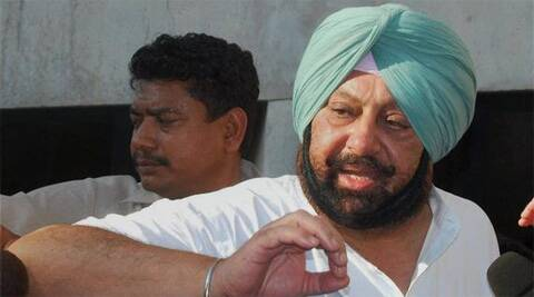 Amarinder had expressed his unwillingness to contest from Amritsar saying there should be a local candidate. (PTI)