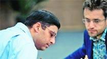 Glass half full for Viswanathan Anand