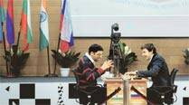 Lucky No. 13 for Viswanathan Anand