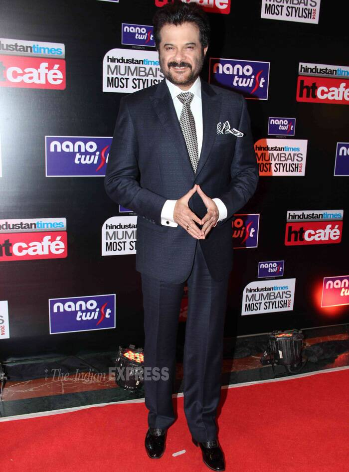 Anil Kapoor looks dapper. (Photo: Varinder Chawla)