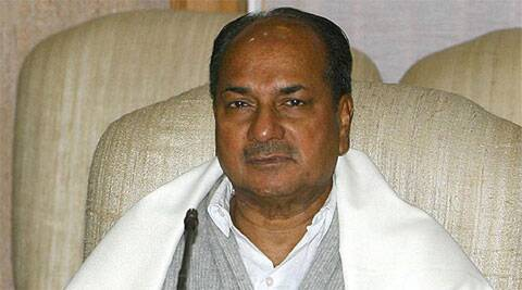 Targetting Modi, Antony said the very ideology he symbolised went against national unity and peace. Express