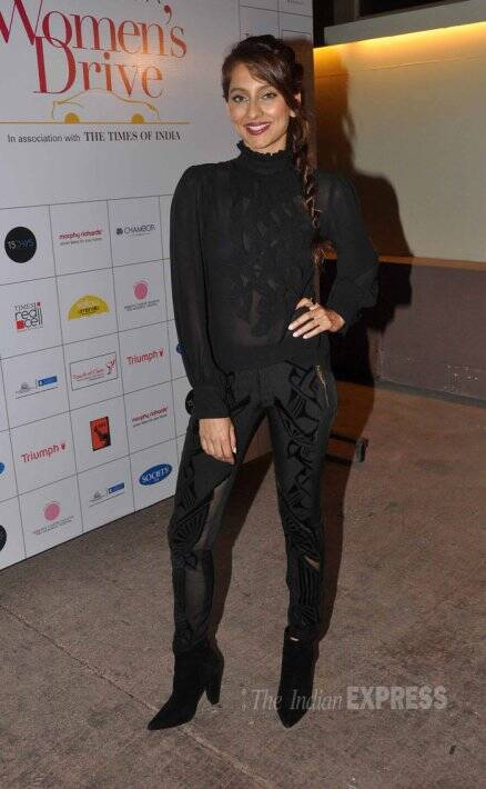 Stylish outings: Sonam, Neha, Big B