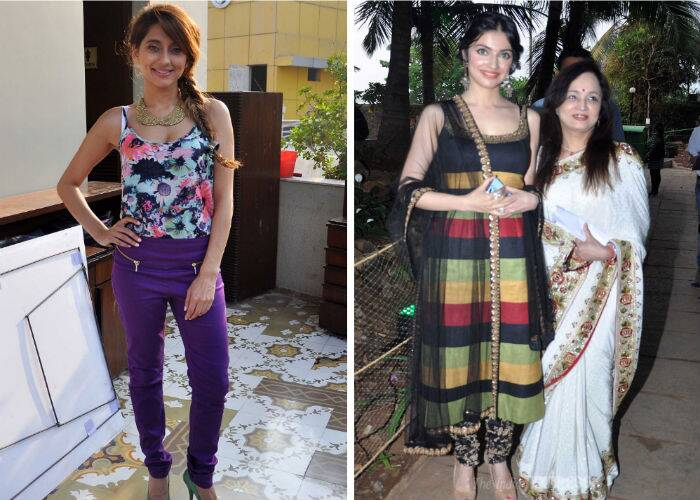 Anusha, Divya, Smita Thackeray celebrate Women's Day