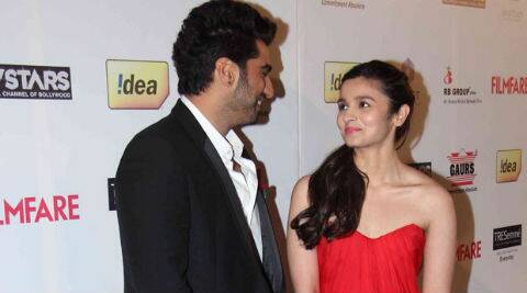 Alia Bhatt says shooting '2 States' was a breeze as Arjun Kapoor made her laugh so much. (Photo: Varinder Chawla)