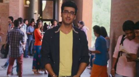 '2 States' tells the tale of a South Indian girl in love with a Punjabi boy.