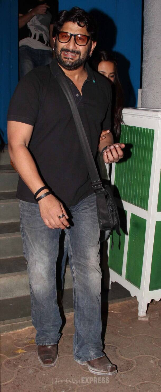 Bald Shahid Kapoor, Parineeti party