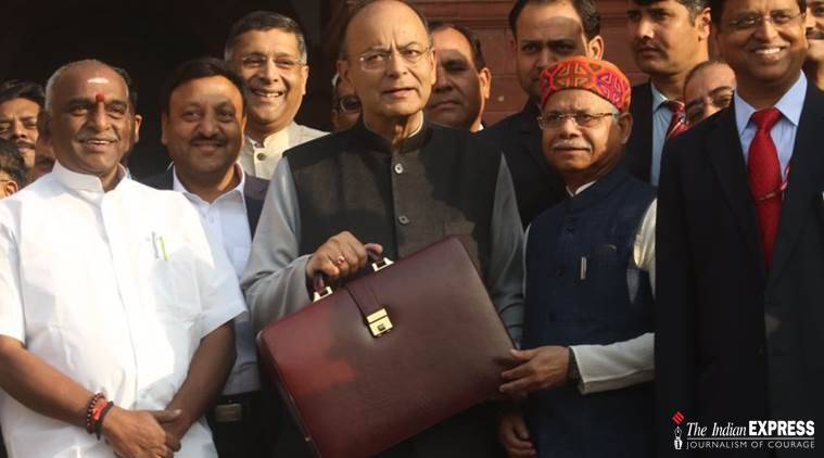 Budget 2018, Arun Jaitley, India economy, Union Budget 2018, Jaitley on India economy, India economy growth, indian express