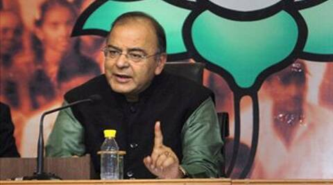 Arun Jaitley said the assurance offered by the Congress to Kumar was more political than linked to the economic necessities of Bihar. (PTI)