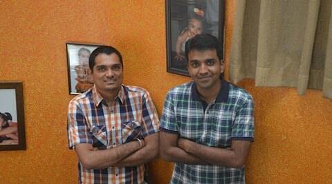Arun and Niranjan