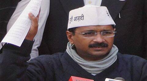 Arvind Kejriwal will visit Varanasi on March 25 to address a rally and start his campaign from here. (PTI)