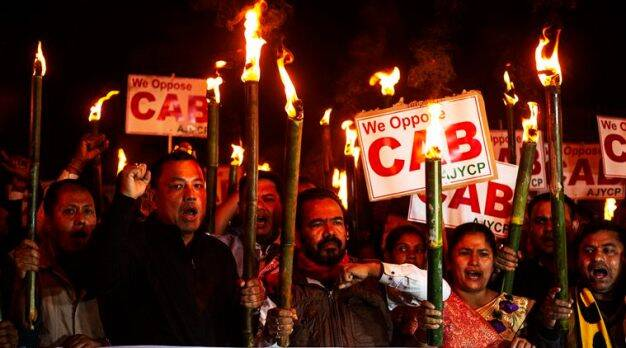 CAB: Assam on the boil over Bill