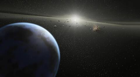 The asteroid 2014 DX110, is expected to make its closest approach on Wednesday