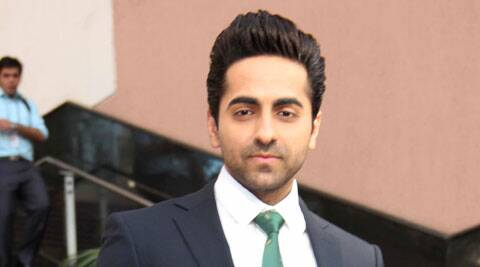 Ayushmann Khurrana will be seen in 'Bewakoofiyaan' opposite Sonam Kapoor.