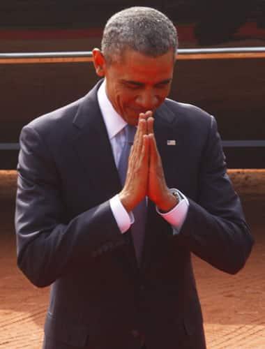 On first name basis; Barack-Modi chemistry on display