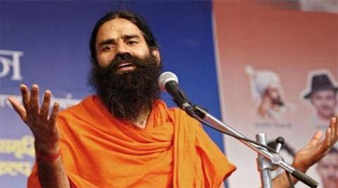 In an effort to control the damage, Yoga guru Baba Ramdev said that there is no alternative to Narendra Modi. (Reuters)