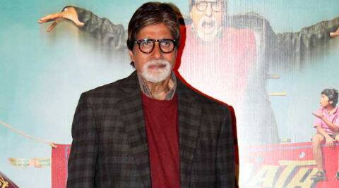 Amitabh Bachchan has an equally impressive following on Twitter as well – 8.1 million followers. (Photo: Varinder Chawla)