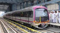 North Bangalore gets Metro