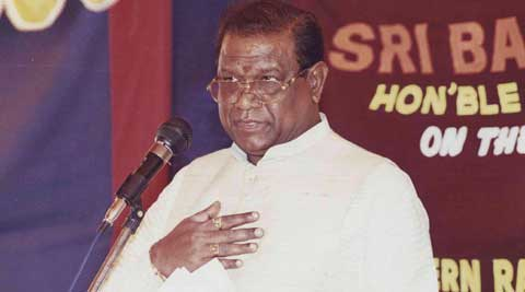 Bangaru Laxman died Saturday at the age of 74 after a prolonged illness in Hyderabad. (Express Archive)