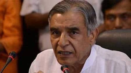Chandigarh municipal elections, municipal elections affidavit, Pawan Kumar Bansal, Chandigarh news, India news, latest news, Indian express