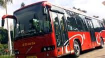 Woman jumps off bus, driver held as BJP alleges rapeattempt