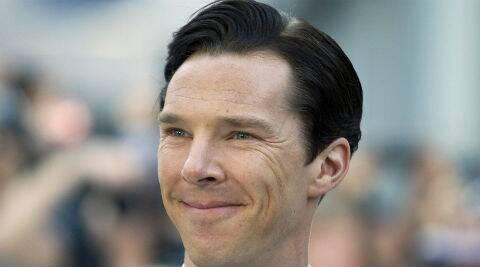 Benedict Cumberbath confesses that he does not like being in the spotlight. (Reuters)