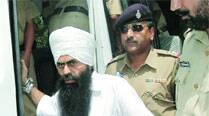 Let Bhullar serve life term: Centre to SC