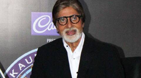 Bollywood screen legend Amitabh Bachchan who will open the festival.