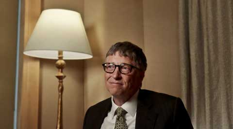 Microsoft co-founder Bill Gates is back on top of the list of the world's richest people. (AP)