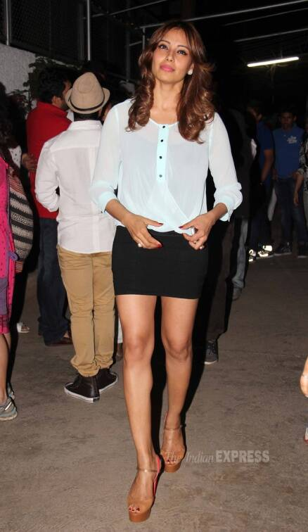 Bipasha-Harman, Shilpa-Raj double date once again