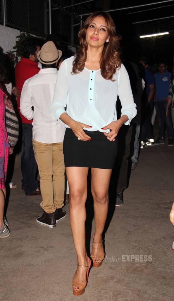 Bipasha-Harman, Shilpa-Raj double date once again
