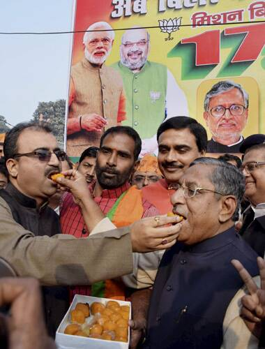 Poll result: BJP single largest party in Jharkhand, key player in J&K