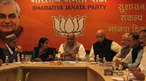 Disquiet in BJP as M M Joshi, Sushma raise questions over selected candidates and seat sharing
