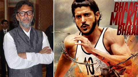 The 2013 film was a biopic on legendary athlete Milkha Singh, played by actor Farhan Akhtar on the big screen.